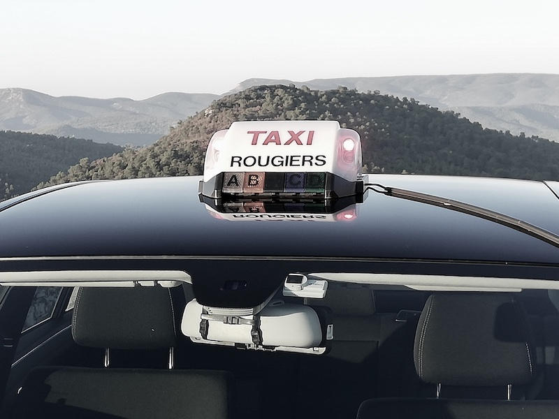 taxi saint maximin